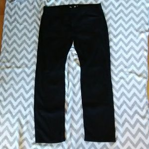RSQ Black London Skinny Jeans 38x32